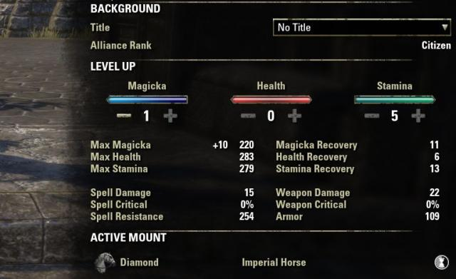 Image result for eso attributes