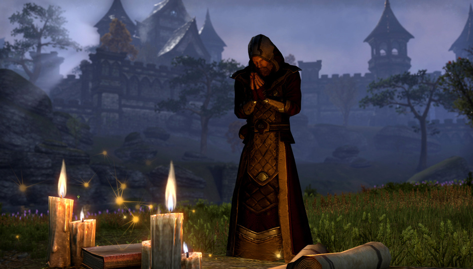 Calling on the Power of Weather with Sorcerers for ESO Gold Riches