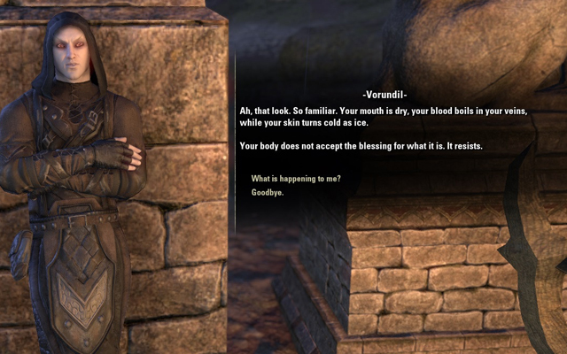 Turning your Character into a Vampire for Unique Skills and ESO Gold