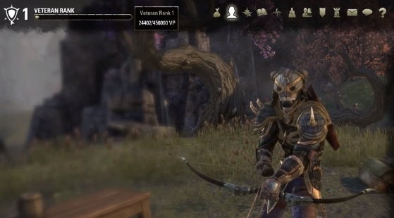 ESO Gold Adventures Begin at 50 – Quick Guide to Veteran Ranks