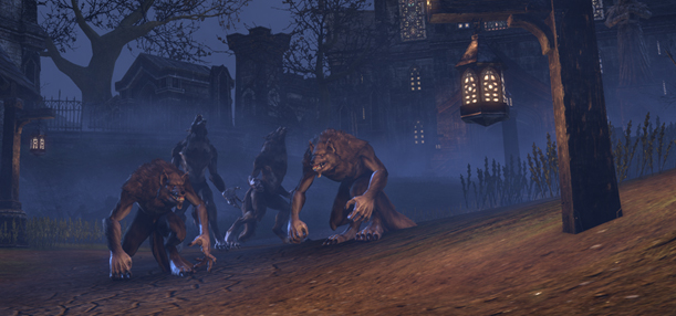 Quick Guide on How to Turn your ESO Gold Hunter into a Werewolf