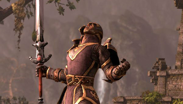 With this Aedric Spear Go Pierce the Heavens and Earn ESO Gold