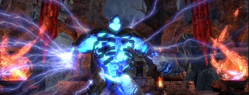 Power Up your Summon and ESO Gold Hunter with Daedric Summoning Passives