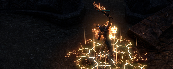 Make ESO Gold with a Utility Based Dragonknight Using Earthen Heart