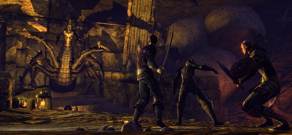 [GUIDE]Gathering ESO Gold from Dungeons with the Undaunted NPC Guild