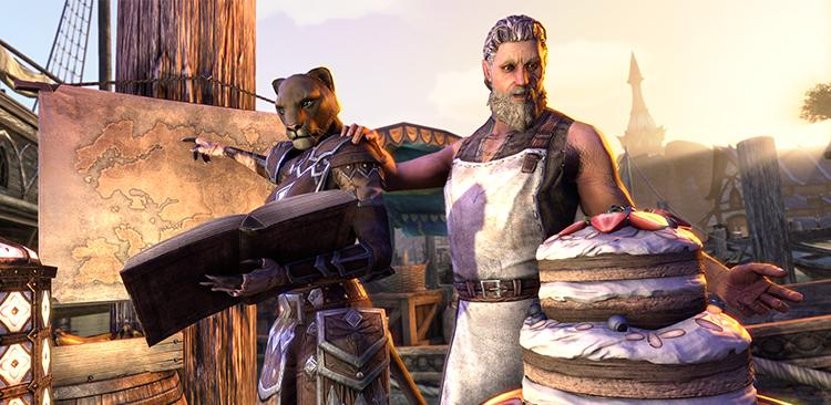 ESO Gold Edition Sale and the F2P Weekend!